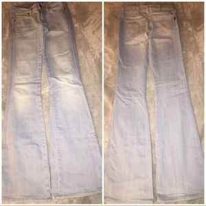 Citizens of Humanity Light Blue Jeans sz 24